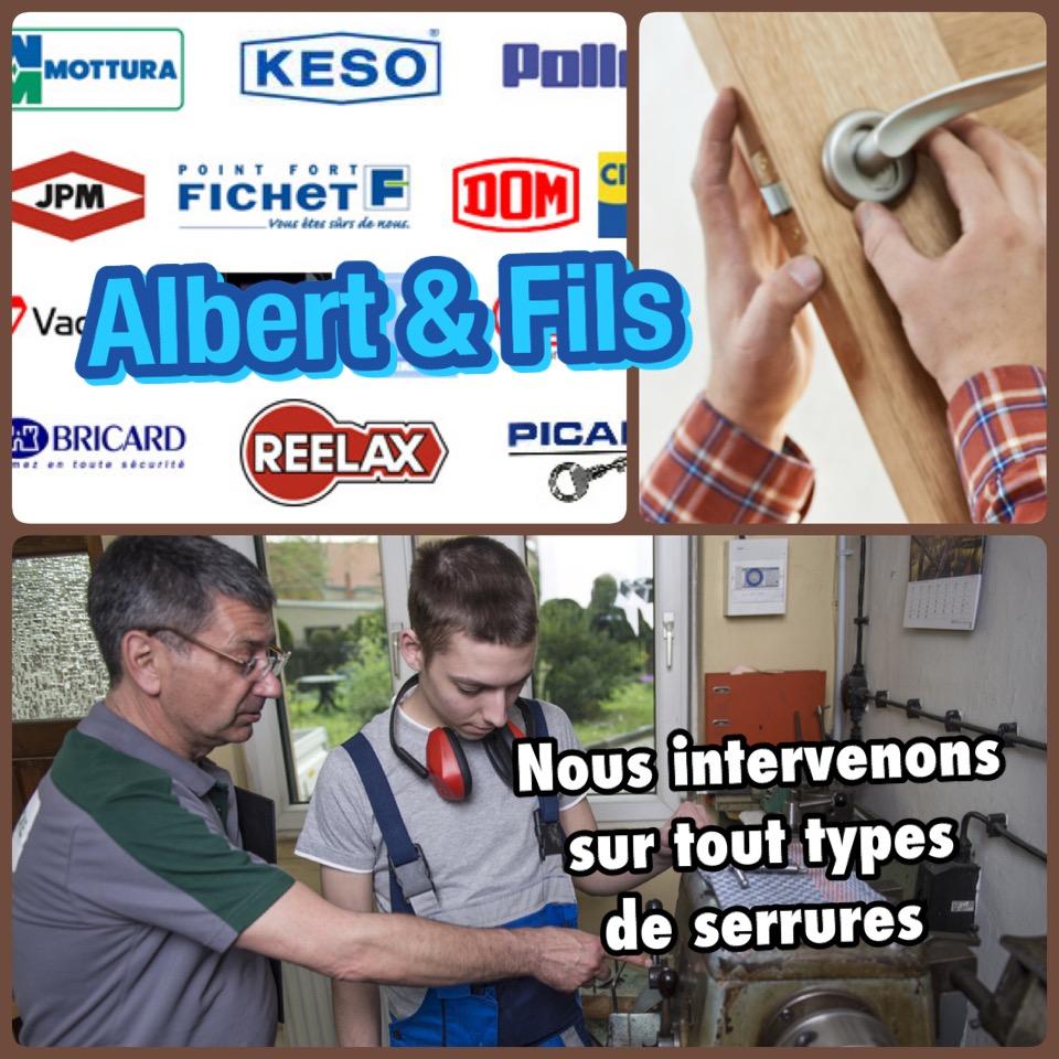 Albert et fils votre artisant serrurier maisons alfort for Serrurier maisons alfort